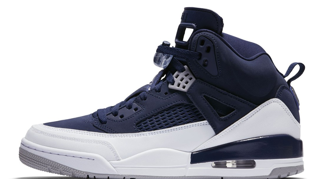 reputable site 042bf 516ea Jordan Spizike Releasing with a New York Yankees Vibe - WearTesters