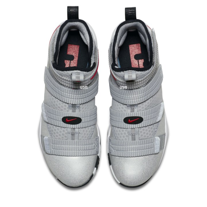 ffca16353 Let us know what you think about the  Silver Bullet  Nike LeBron Solider 11  below and stay tuned for updates as they come.