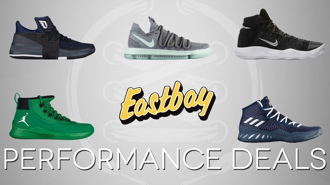 fca6d51a948 Performance Deals  20% Off Basketball Sneakers at Eastbay - WearTesters