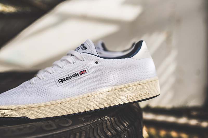 8e272f85203a4 The Reebok Club C 85 Has Been Updated with Ultraknit - WearTesters