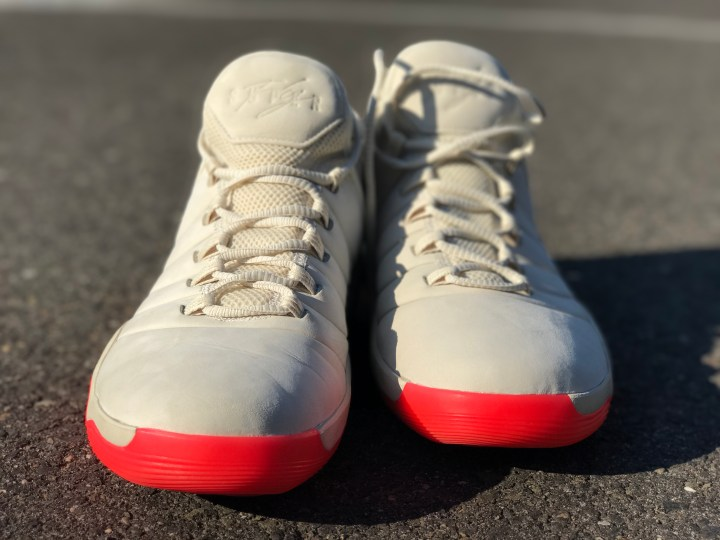 Jordan Super.Fly 2017 performance review support