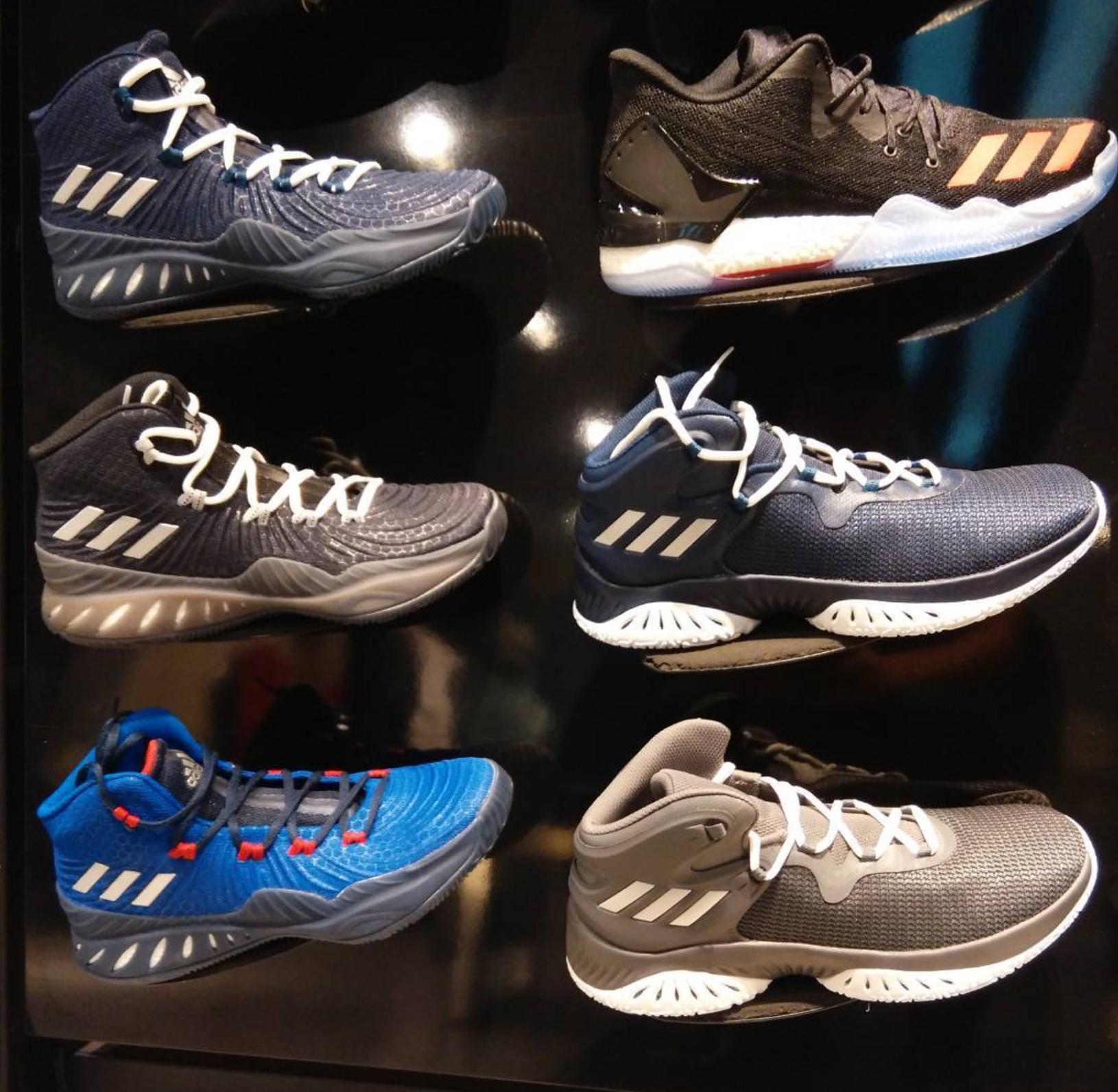 Adidas pazzo esplosivo 1 weartesters