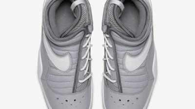nike air shake Ndestrukt cool grey 4