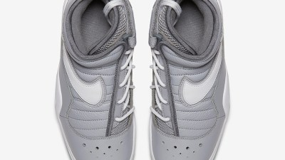 nike air shake Ndestrukt cool grey 4