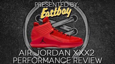 air jordan 32 performance review