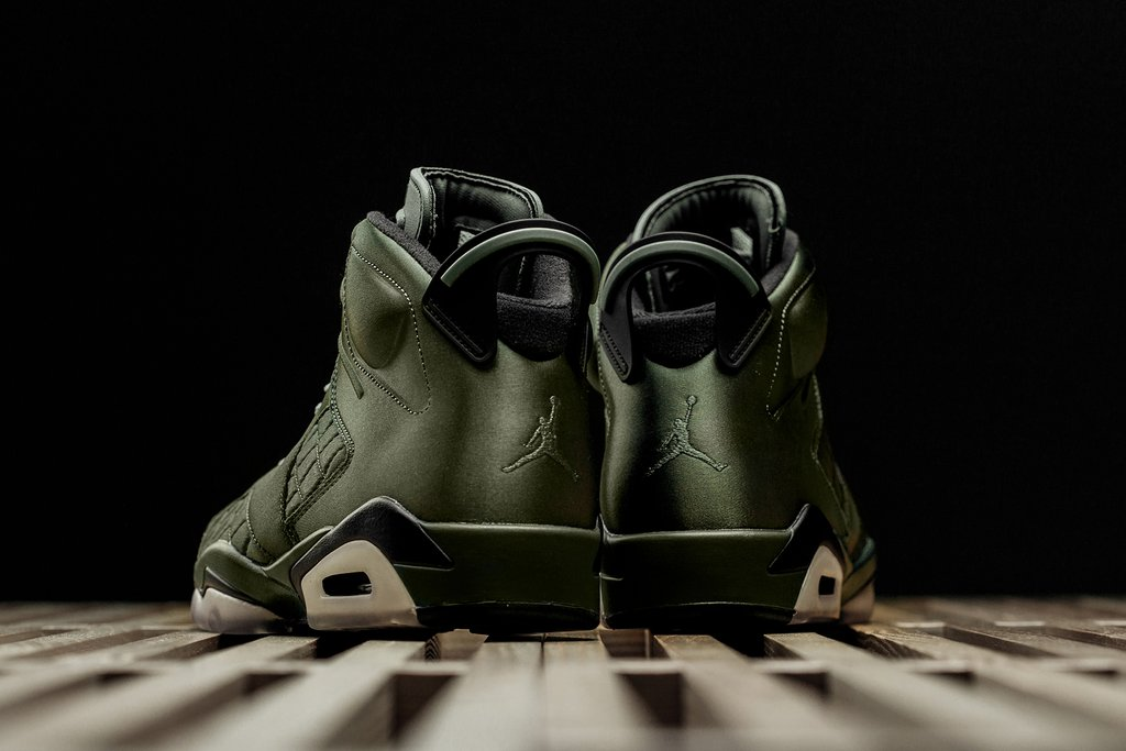 cac1096cea0b89 Air Jordan 6 Pinnacle flight jacket SNL 2 - WearTesters