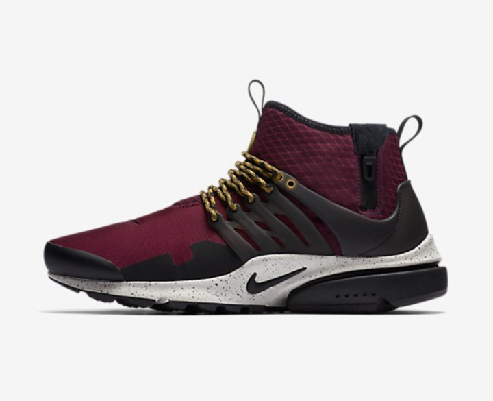 380c0518c09c Several Nike Air Presto Mid Utility Builds Drop for Fall