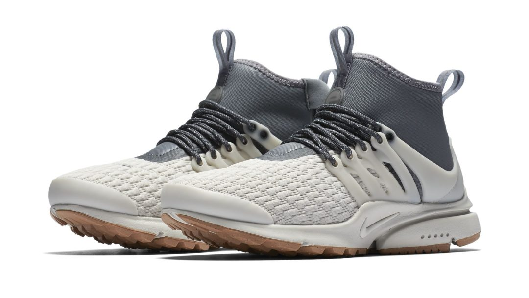debea3e1a5ee The Nike Air Presto Mid Utility Premium Gets an Interesting New ...