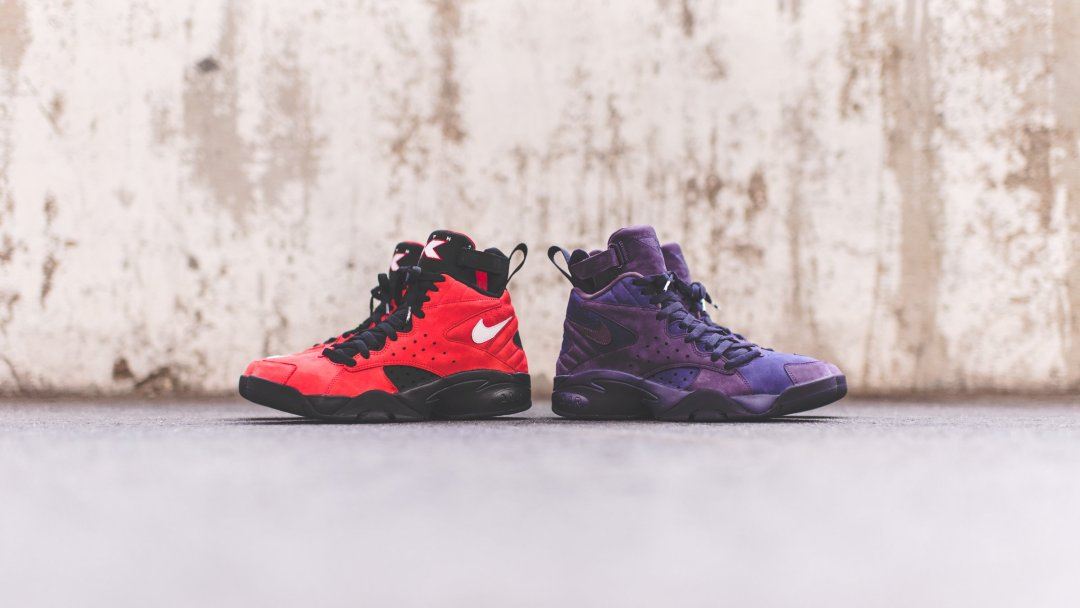 info for 8b085 9bd38 Release Information  Scottie Pippen s Kith x Nike Air Maestro 2 ...
