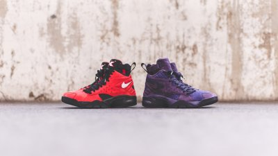 hot sale online c36e8 2e8c4 Release Information  Scottie Pippen s Kith x Nike Air Maestro 2
