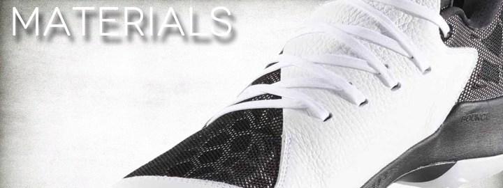 adidas Harden B/E performance review materials