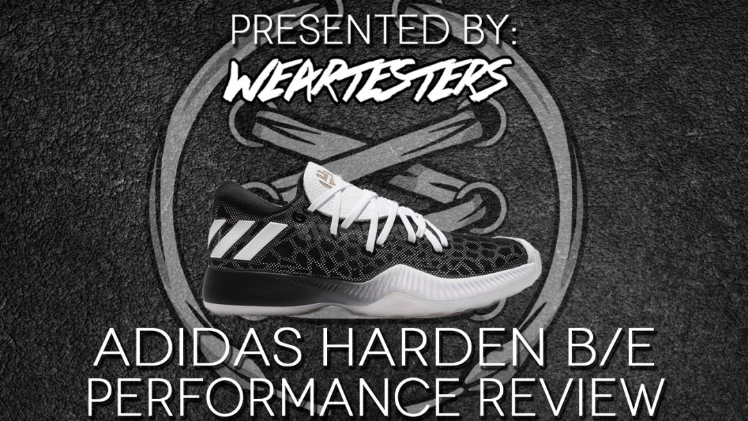 adidas Harden B/E performance review featured