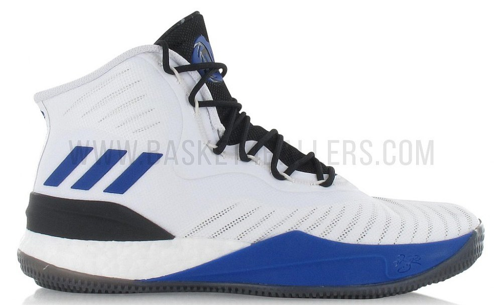 Yet Another adidas D Rose 8 Colorway Lands Overseas - WearTesters 24bc8027e30d