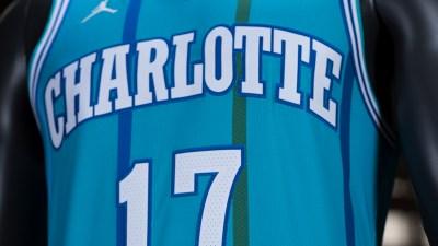 623f34e1aec Charlotte Hornets Unveil Classic Uniforms by Jordan Brand