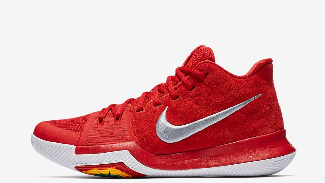 7e9fd63bc6b940 Another University Red Kyrie 3