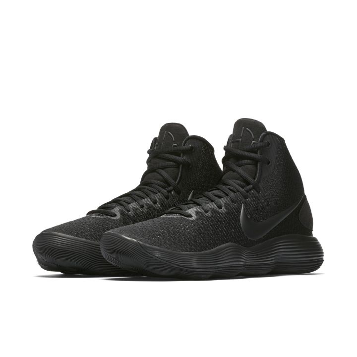 fb1963e5ac37 Triple Black Nike Hyperdunk 2017 Mids are Also Coming - WearTesters