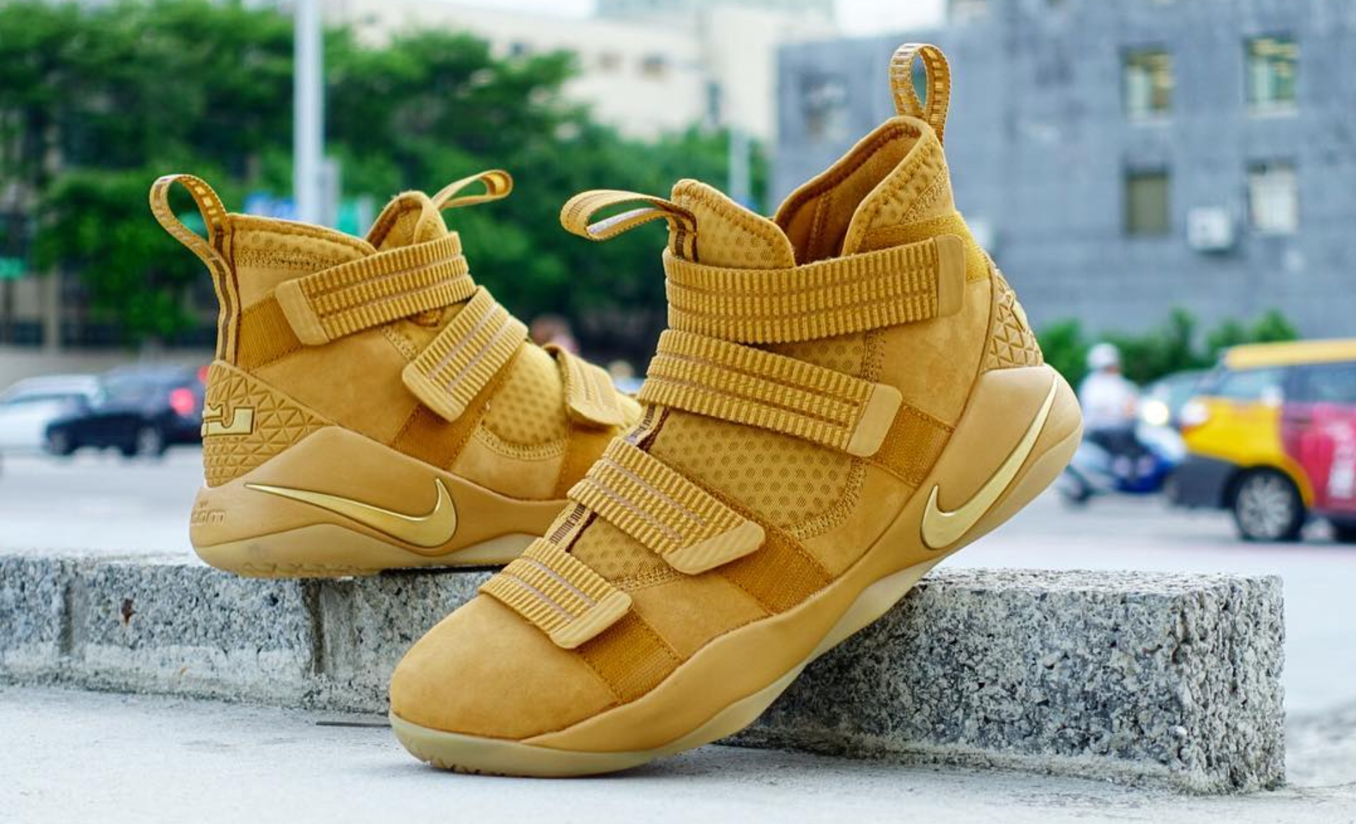 There is a Wheat Nike LeBron Soldier 11 SFG Coming - WearTesters eb4cfed4e