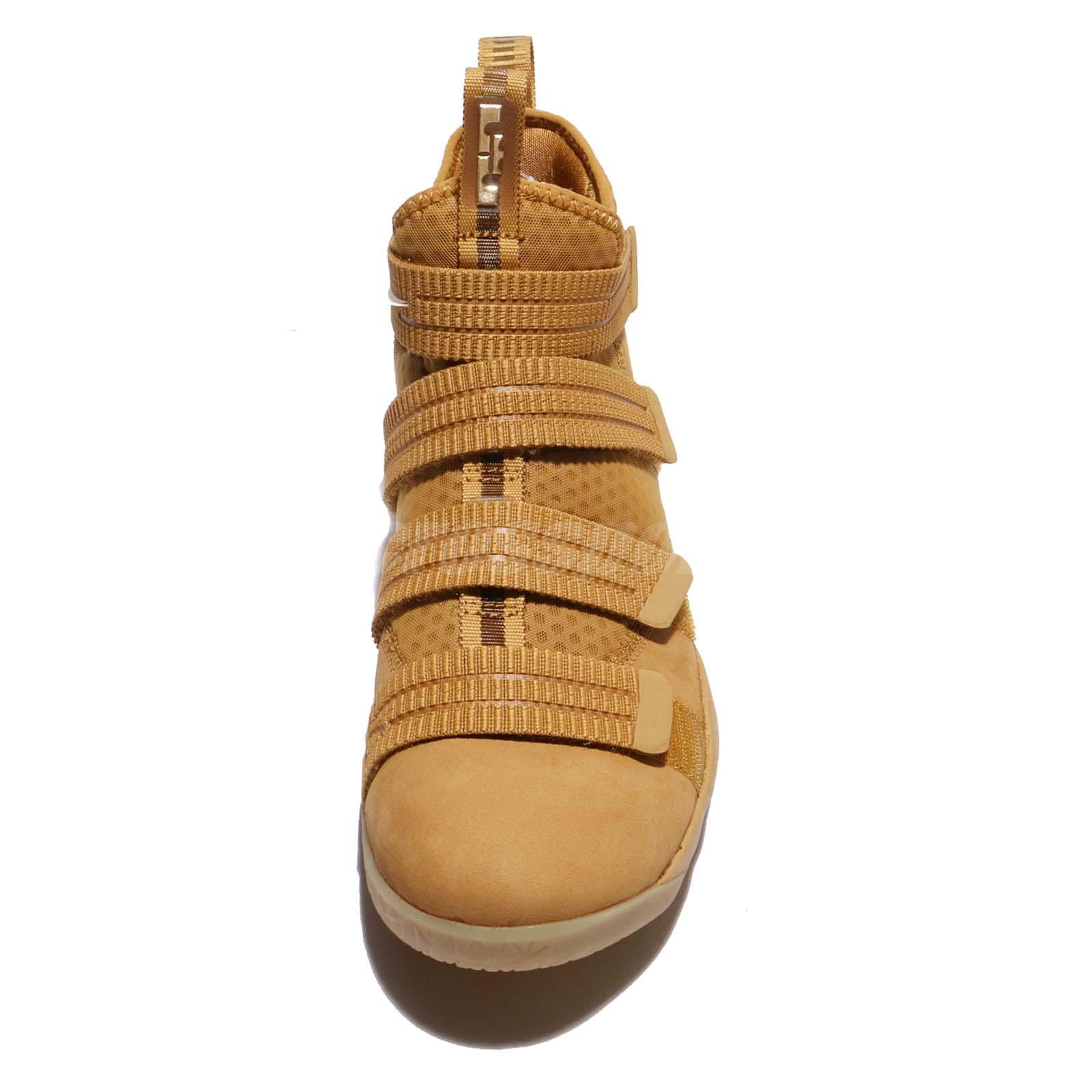 555d63e0283 nike lebron soldier 11 sfg wheat gold 6 - WearTesters