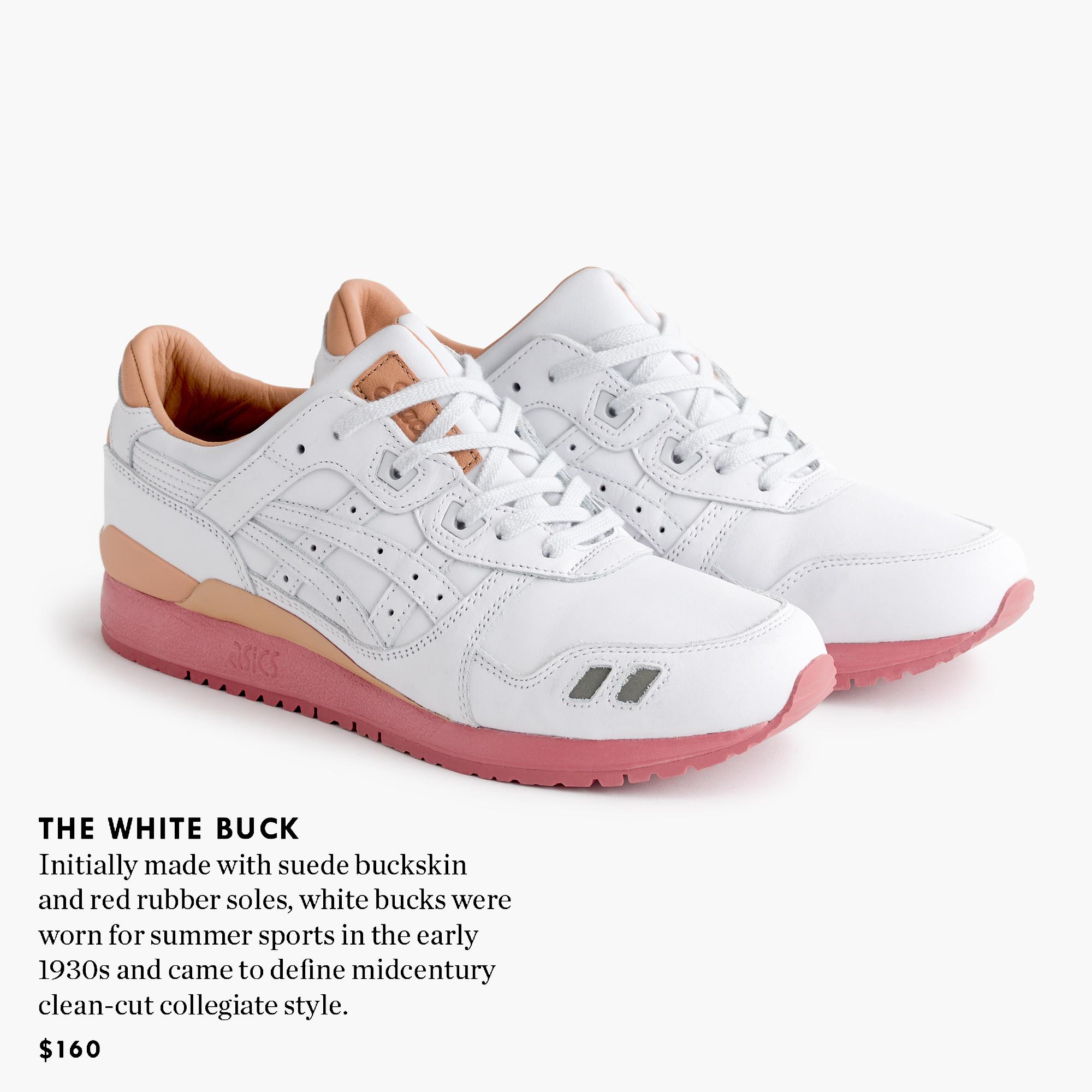 chaussures buck packer white jcrew asics tigre 1907 1907 collection white buck 1 b79611c - sbsgrp.website