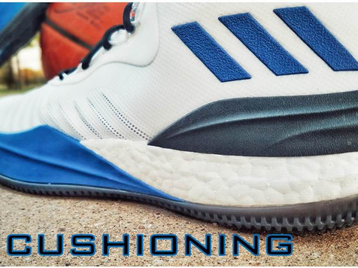 350203e79c57 adidas d rose 8 performance review cushioning