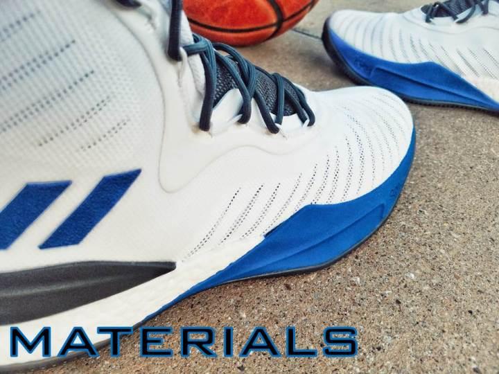 4efebcb7f7a6 adidas d rose 8 performance review materials