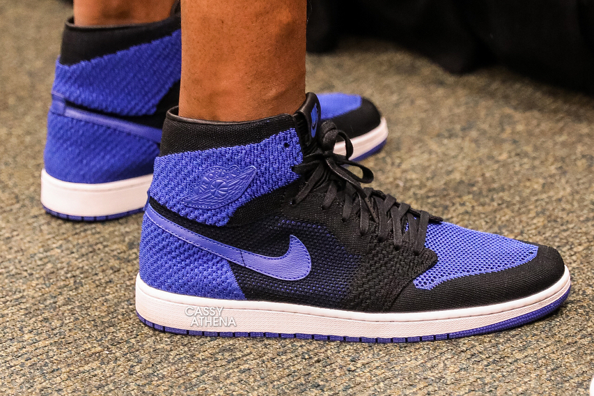 f4ebb86b2d57 The Air Jordan 1 High Flyknit  Royal  Has a Release Date - WearTesters