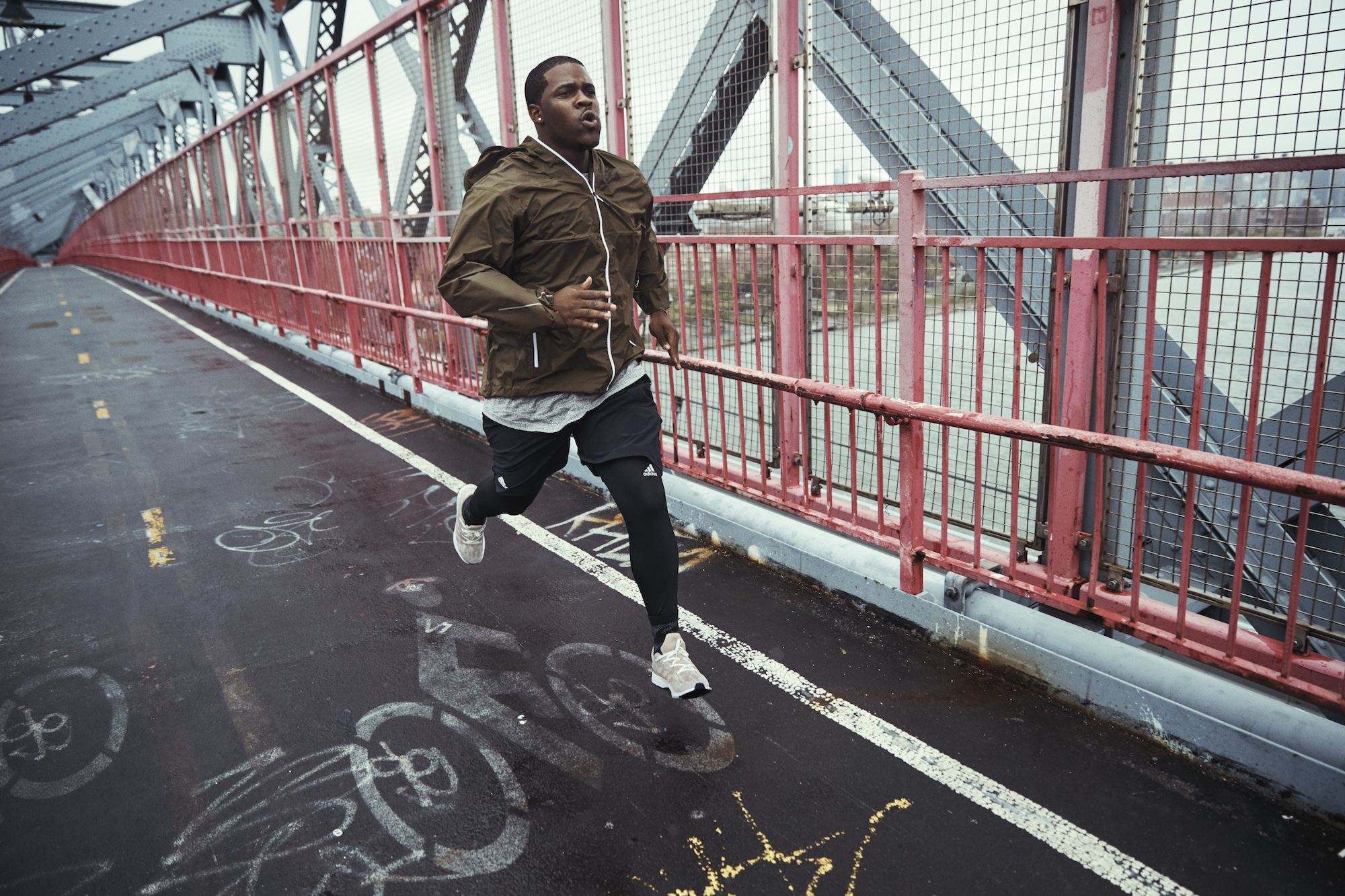 48eede0583900 A AP Ferg Becomes the Face of adidas  PureBoost DPR Campaign ...