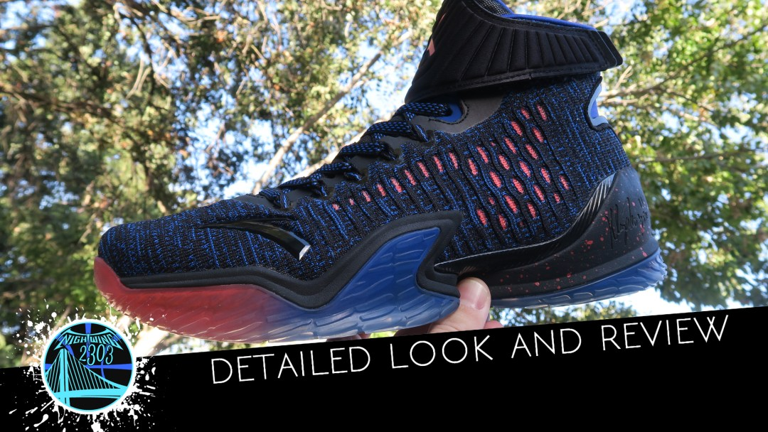 38fd0b416045 We Preview the ANTA KT3 in the  Get Hot Stay Hot  Colorway - WearTesters