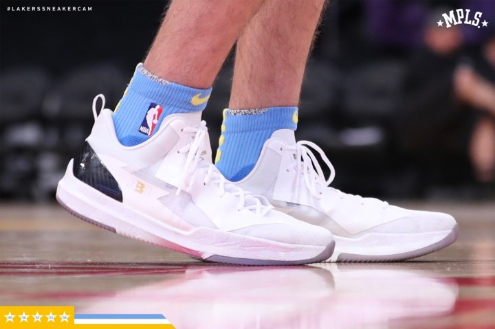 76fde5d77d658 Lonzo Ball Debuts a Brand New Colorway of the Big Baller Brand Z02 ...