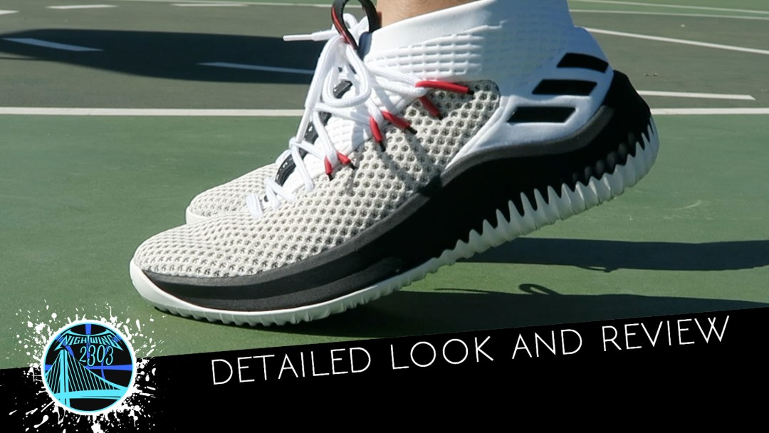 0c5372160312 Up Close and Personal with the adidas Dame 4 - WearTesters