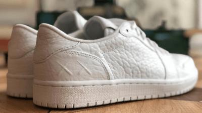 KAWS Shows Off His Exclusive Pair of Air Jordan 1 Lows