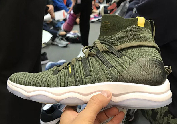 li ning unveils new knitted basketball shoes weartesters