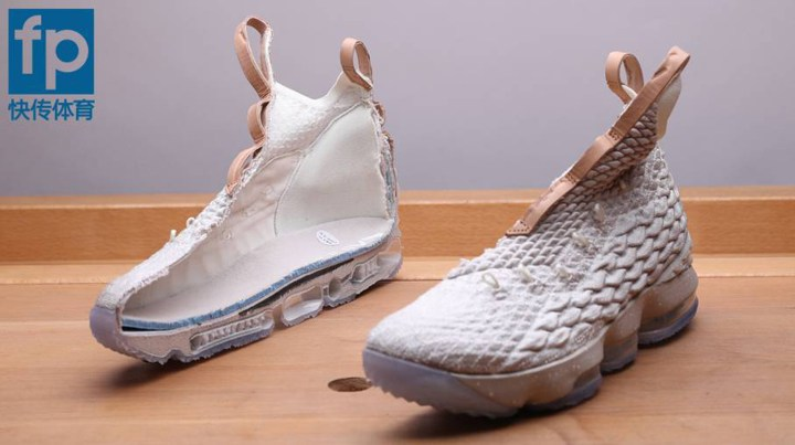 bbf66b283748 The Nike LeBron 15 Deconstructed - WearTesters
