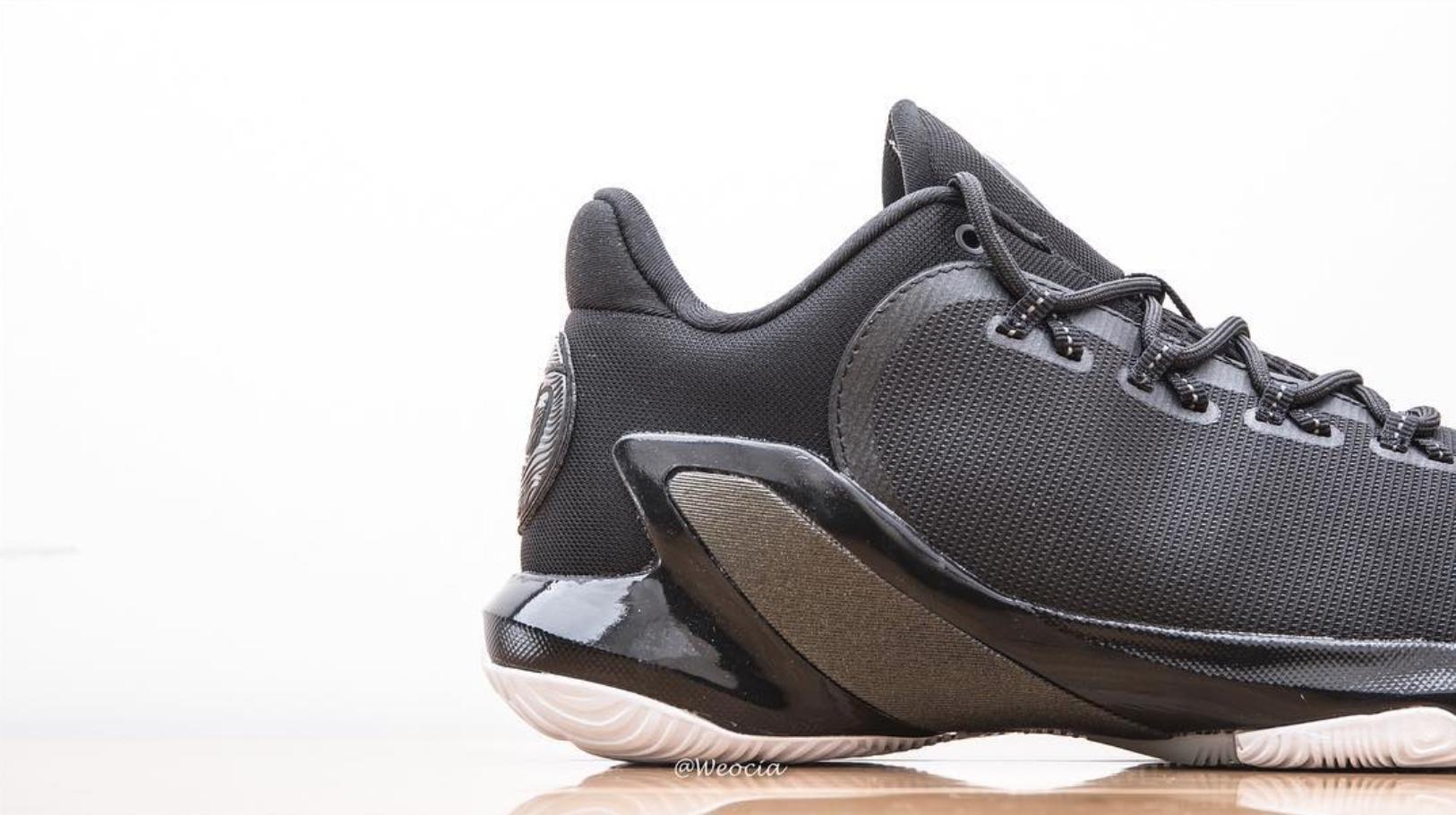 Black Wing Shoes WordPress
