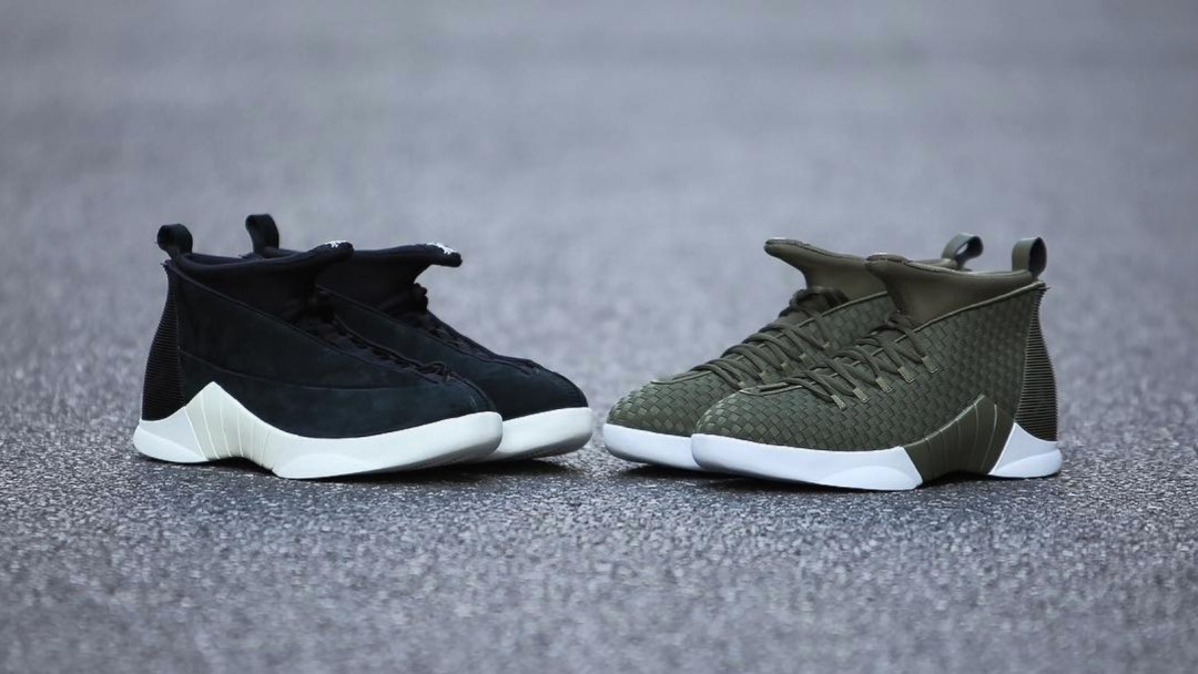 2393d151d872f8 Both PSNY X Air Jordan 15 Colorways are Re-releasing - WearTesters