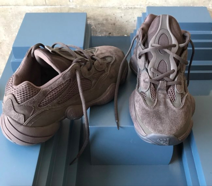 c0fe4a1bbd4c7 Possible New Yeezy Model Goes Old School - WearTesters