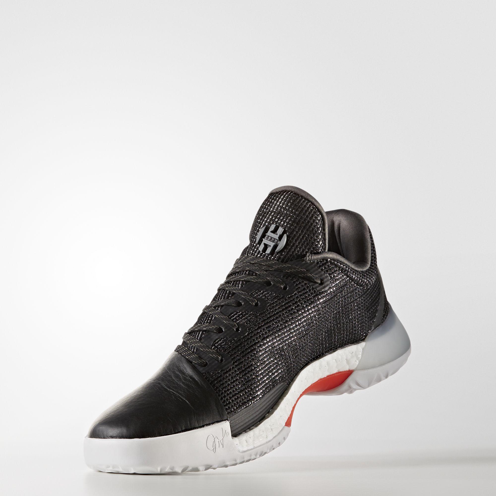 adc75de7713c adidas harden vol 1 pk black white 2 - WearTesters