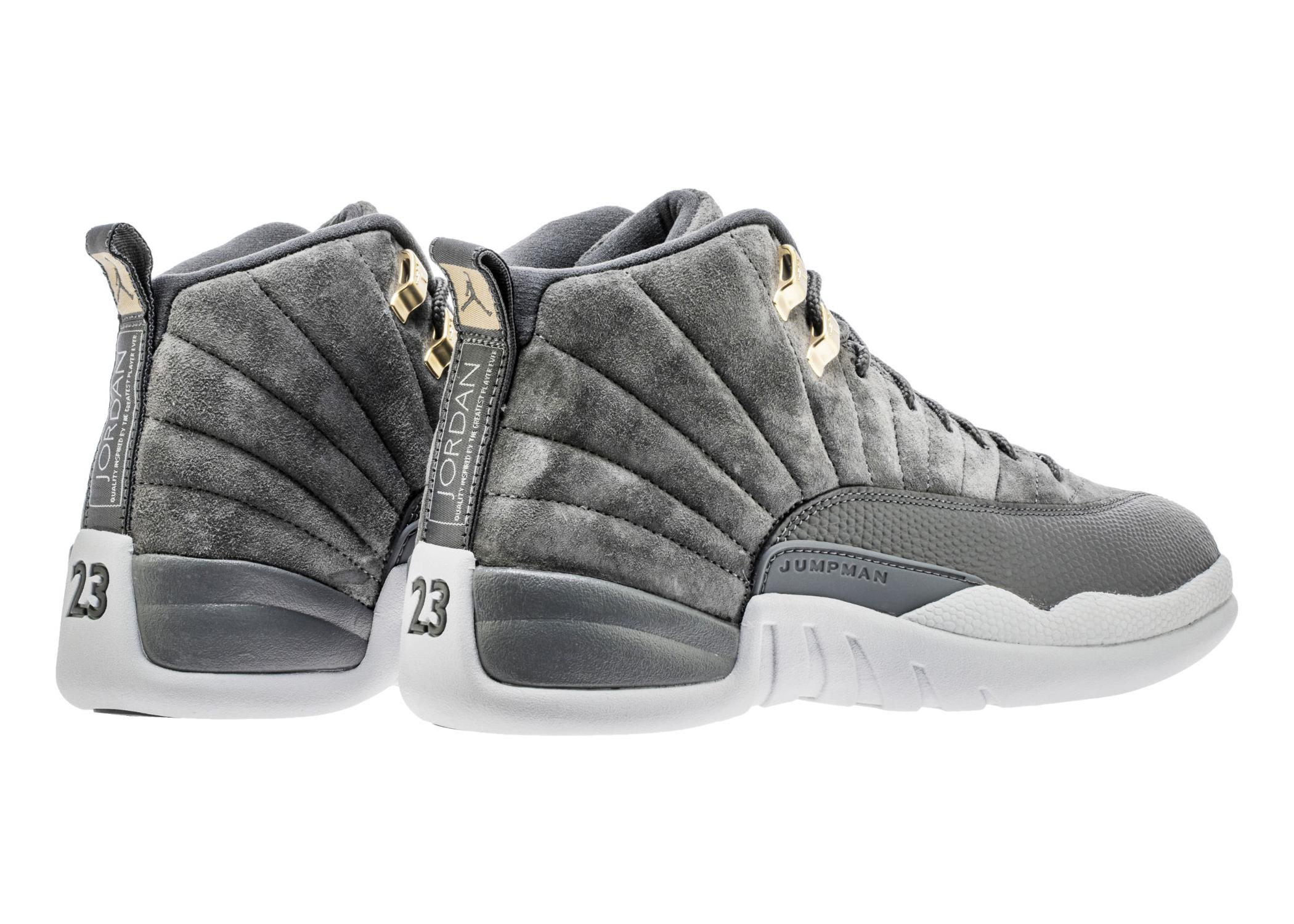 air jordan 12 retro grey 3 - WearTesters 896b69caa
