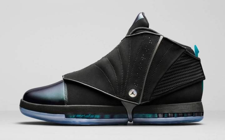 bb07f51085b1fc At first glance the Air Jordan 32  CEO  appears to use a black upper. After  closer inspection
