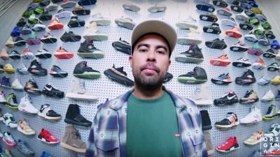 eric koston sneaker shopping