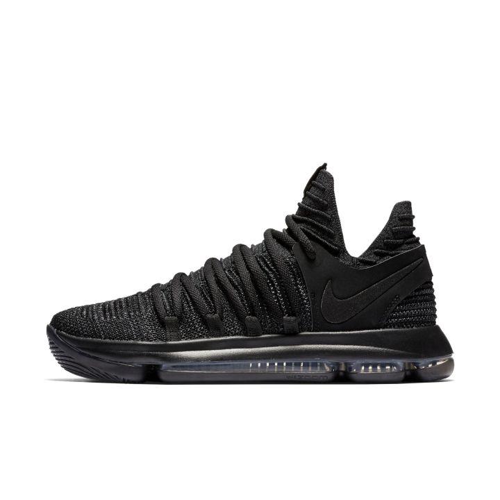 7397e4340b5a The Nike KD 10 is Coming Soon in Triple Black - WearTesters
