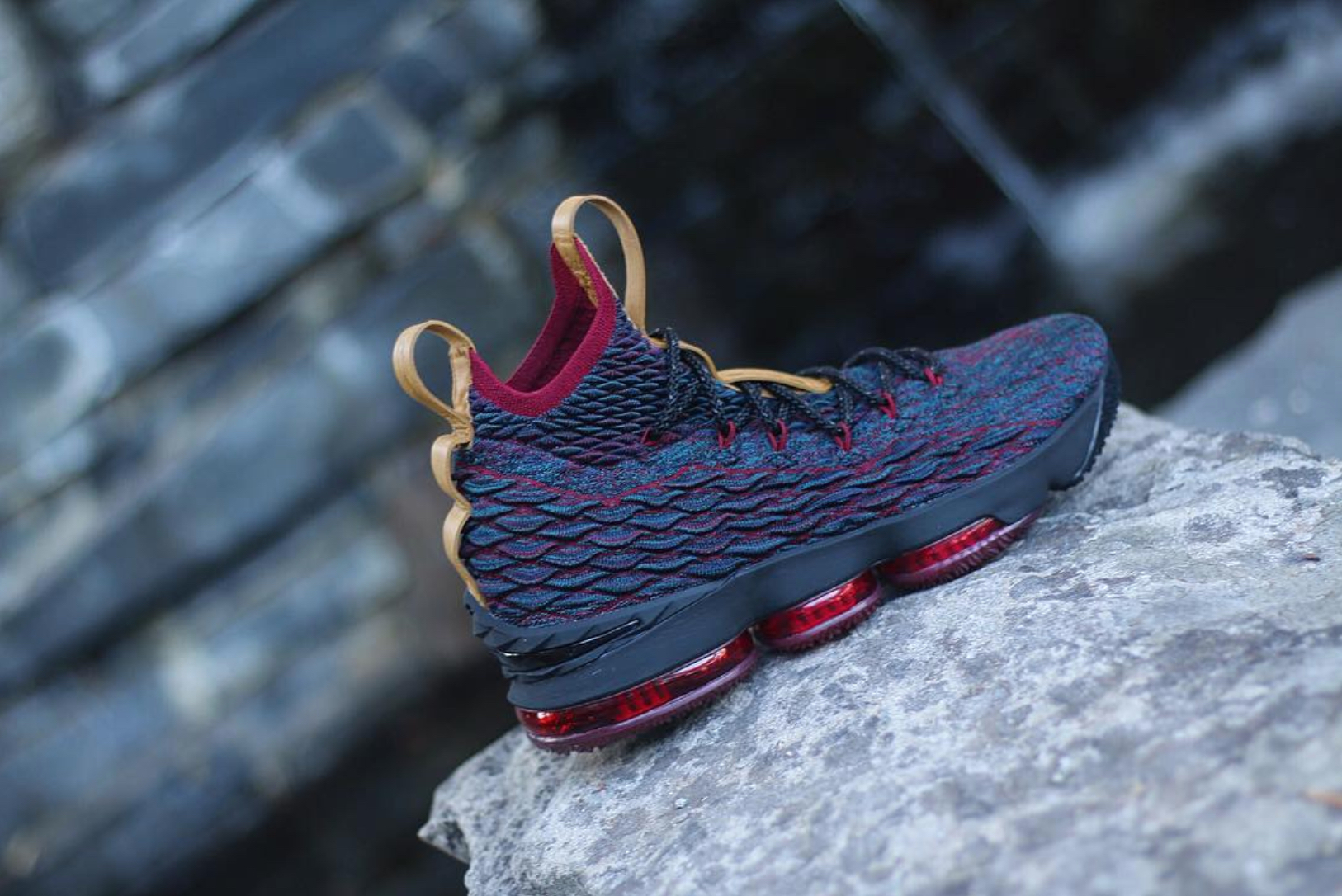 676ff42753f The LeBron 15  Volcano  Surfaces Online - WearTesters