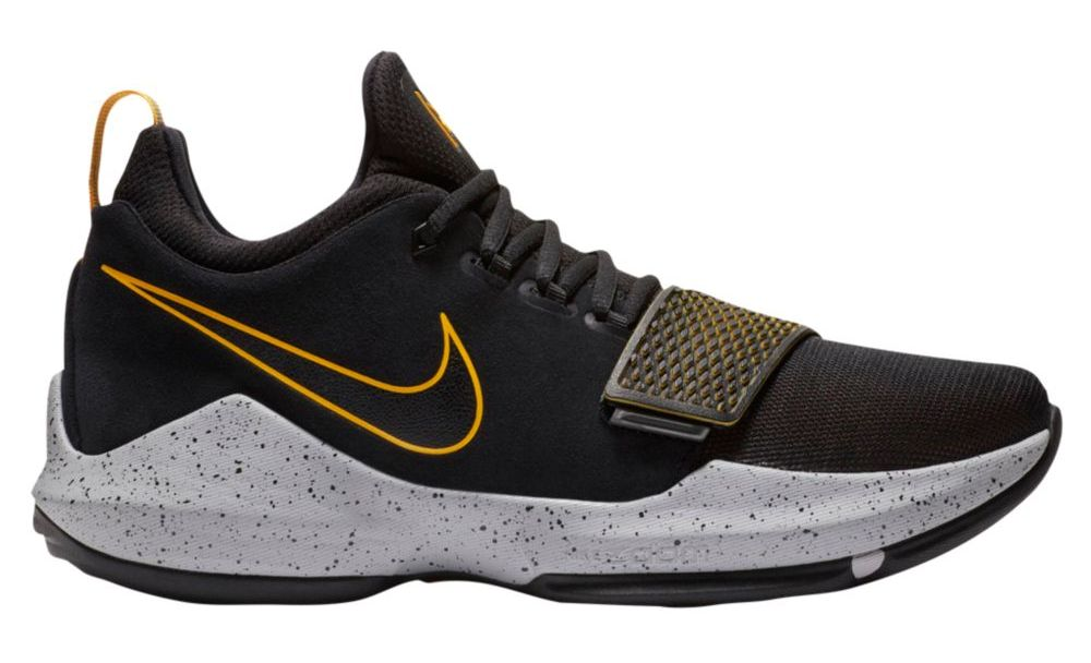 meet 374bd 60819 A New Black and Yellow Nike PG1 for November - WearTesters