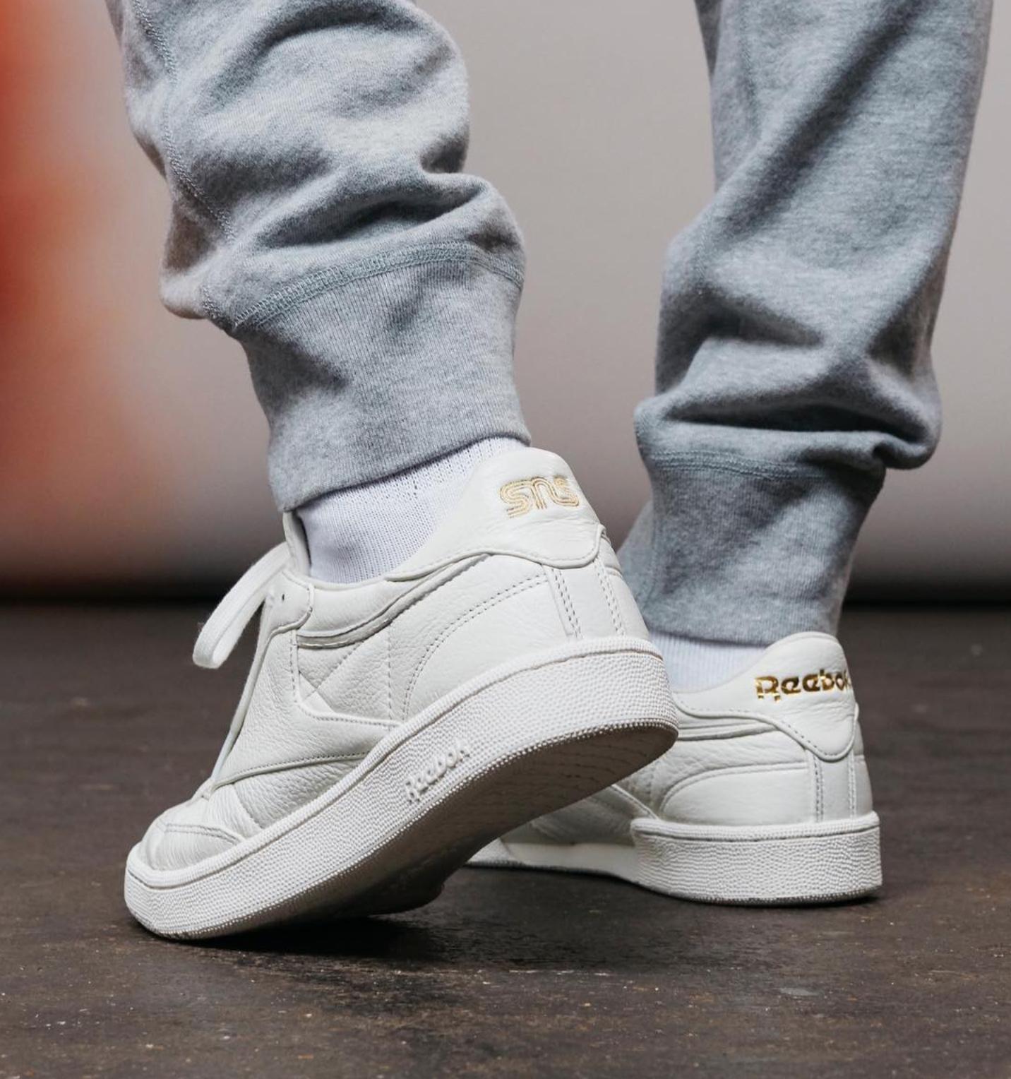3e0f549a917 sneakersnstuff reebok club c 85 premium 4 - WearTesters