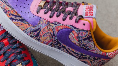 b35d79ea5c9 Nike and Round Two are Giving Away 100 Limited Edition Air Force 1s