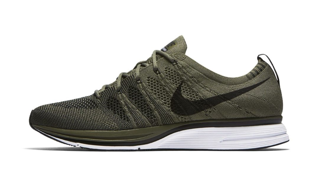 d24a012c5ba42 The Nike Flyknit Trainer 'Medium Olive' Drops Next Month - WearTesters