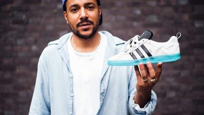 AdidasxPalace in hand