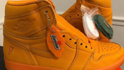 A Price Has Been Set for the Air Jordan 1 Retro High Gatorade  Orange Peel  e26433d2e