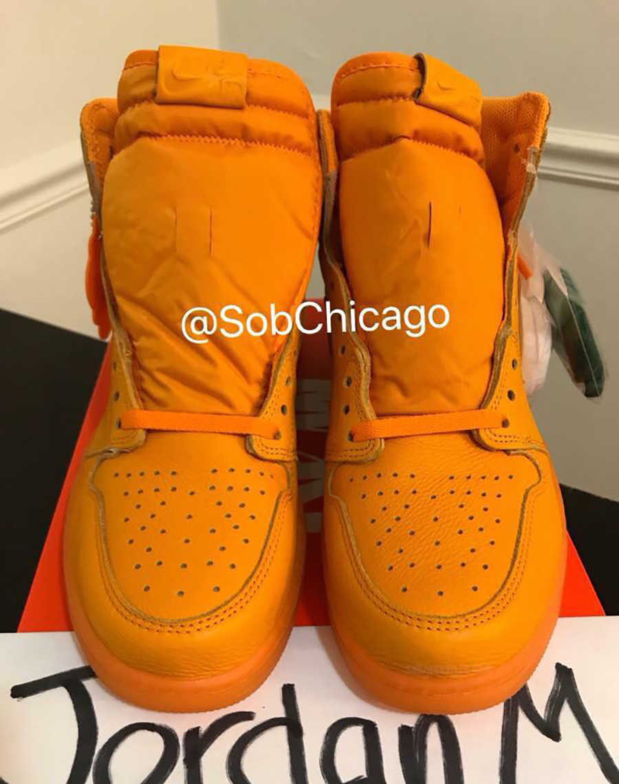 a144498d1ca Air-Jordan-1-Gatorade-Orange-Peel 4 - WearTesters