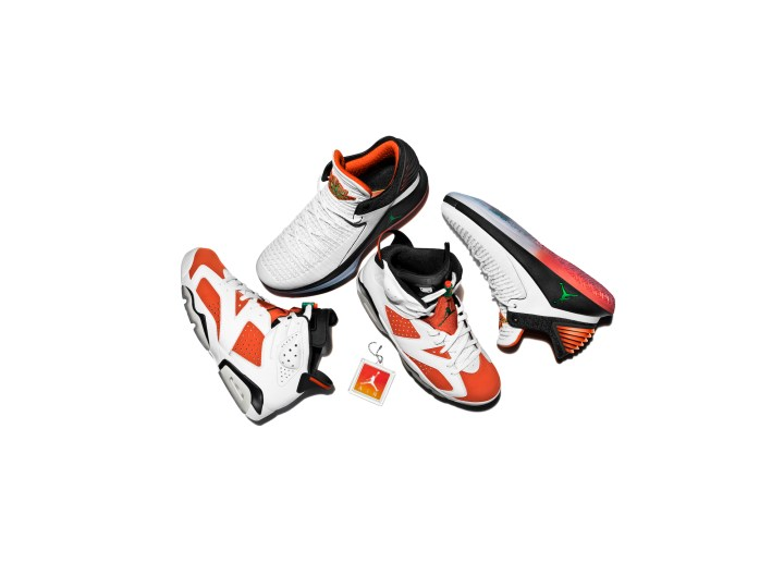 jordan brand gatorade air jordan 6 like mike 10